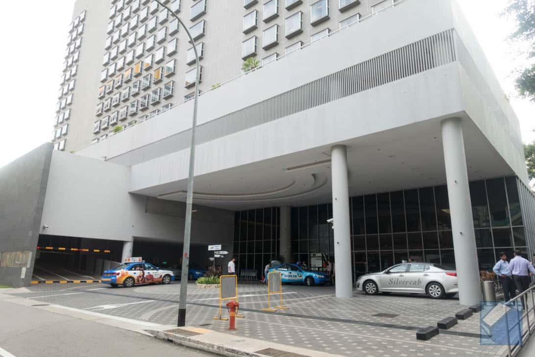 Ibis hotel singapore 1