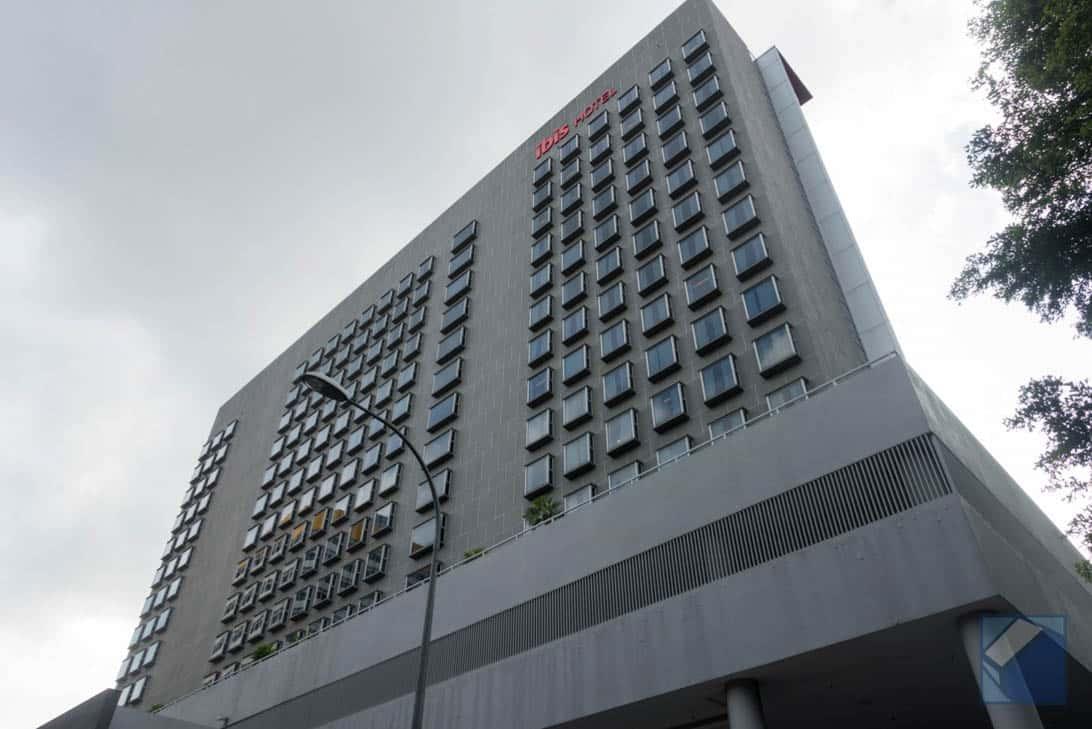 Ibis hotel singapore 2