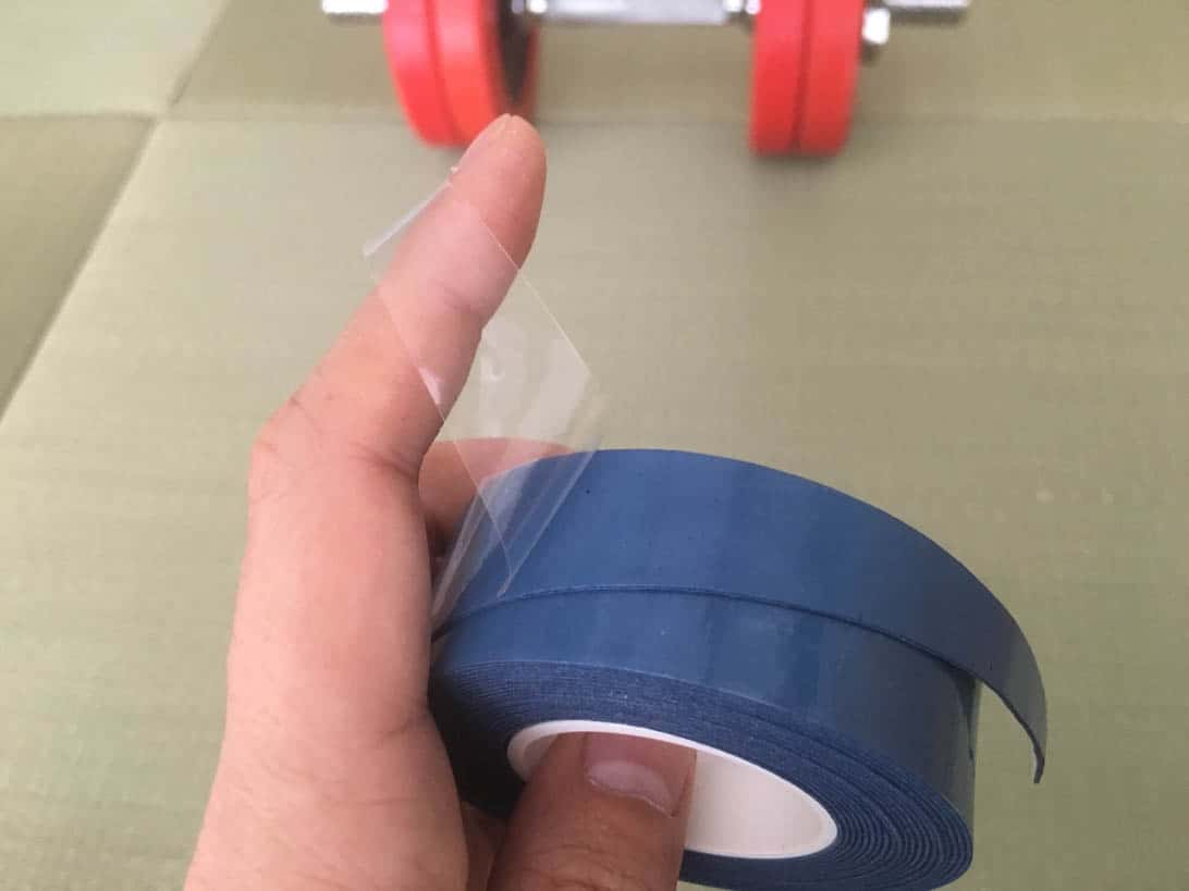 Tennis grip dumbbell 5