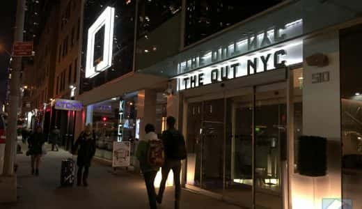 「THE OUT NYC」ニューヨーク一人旅の宿に。マンハッタン中心部にしては比較的安く、設備も必要十分。