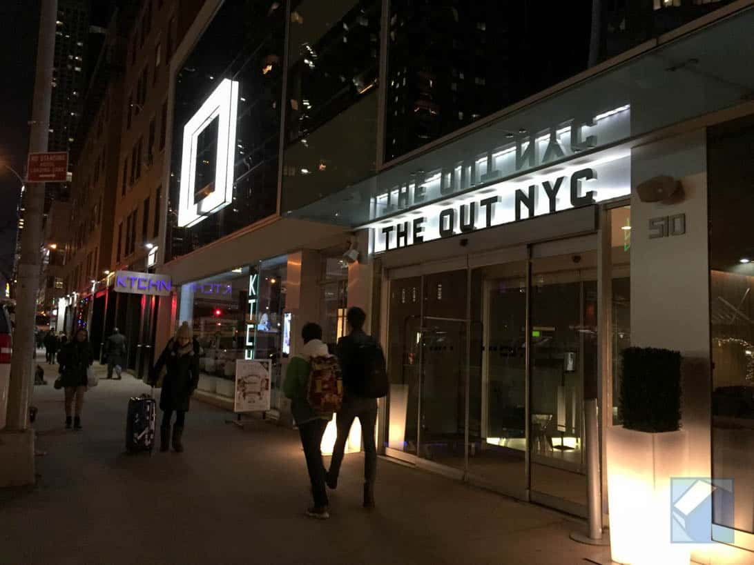 The out nyc 2