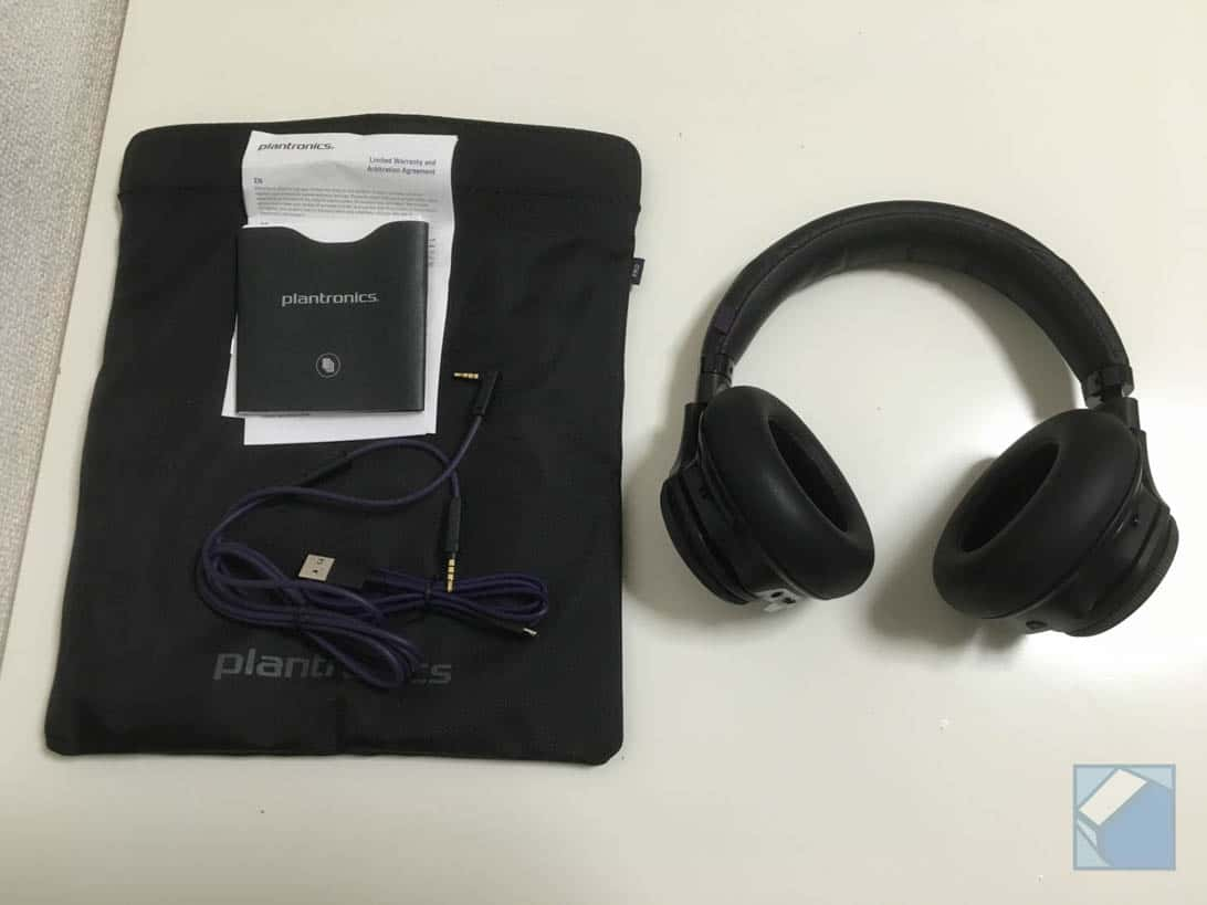Plantronics bluetooth backbeat pro 5