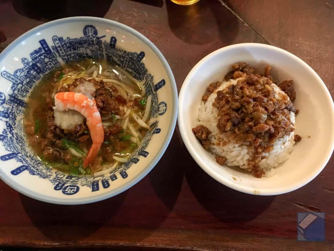 Du hsiao yueh dan tzai noodles 1