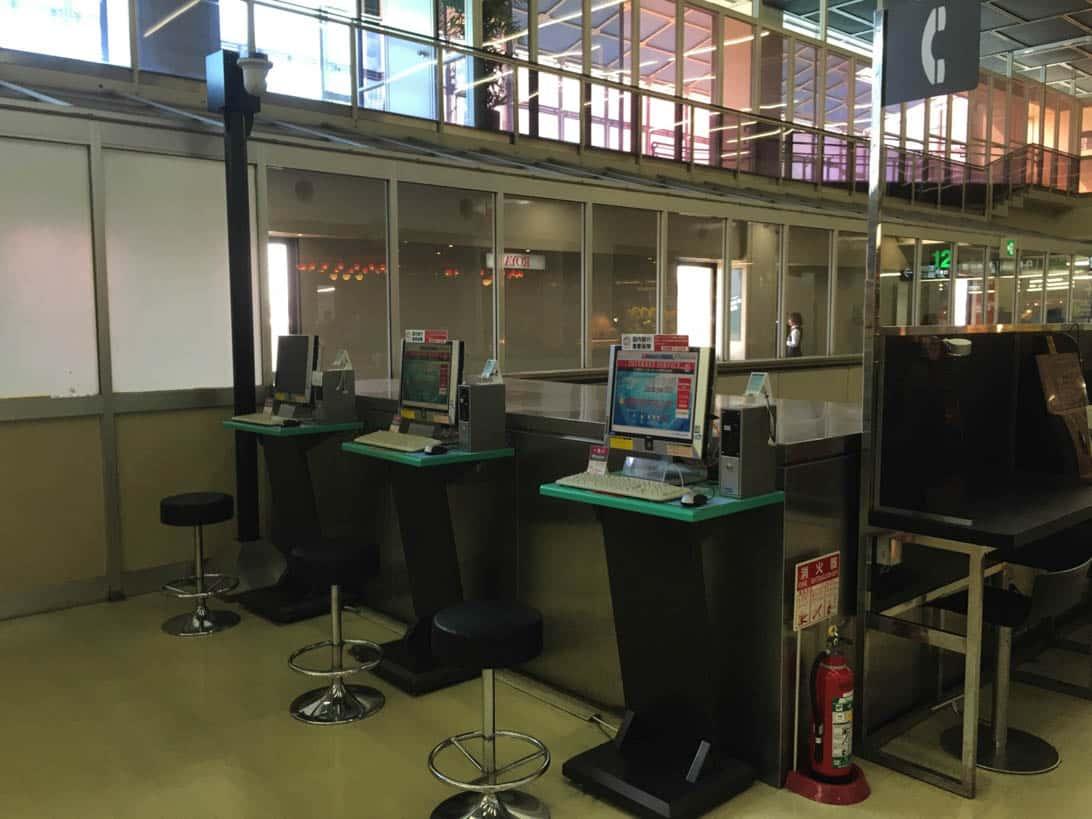 Fukuoka airport 1 terminal guide 12
