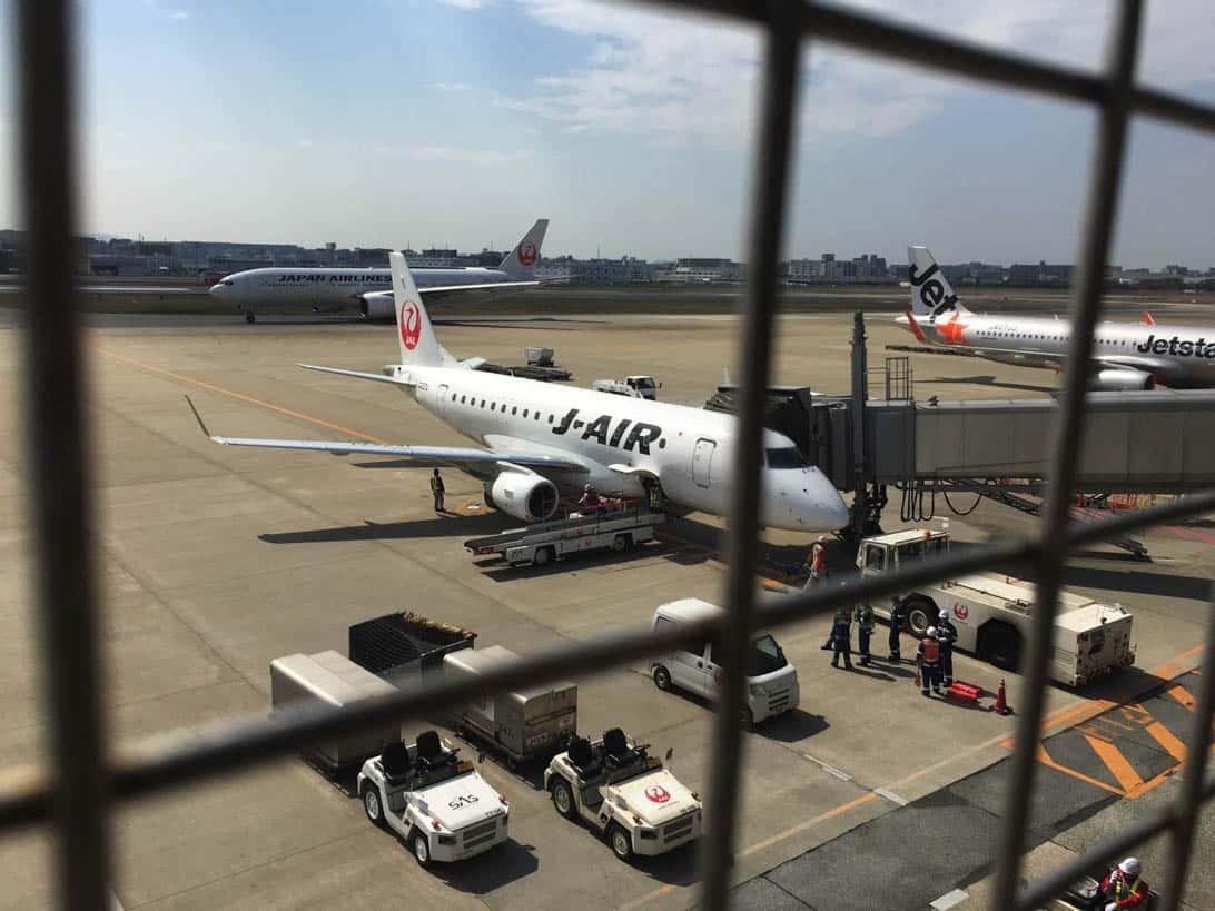 Fukuoka airport 1 terminal guide 20