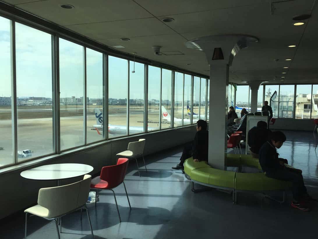 Fukuoka airport 1 terminal guide 22