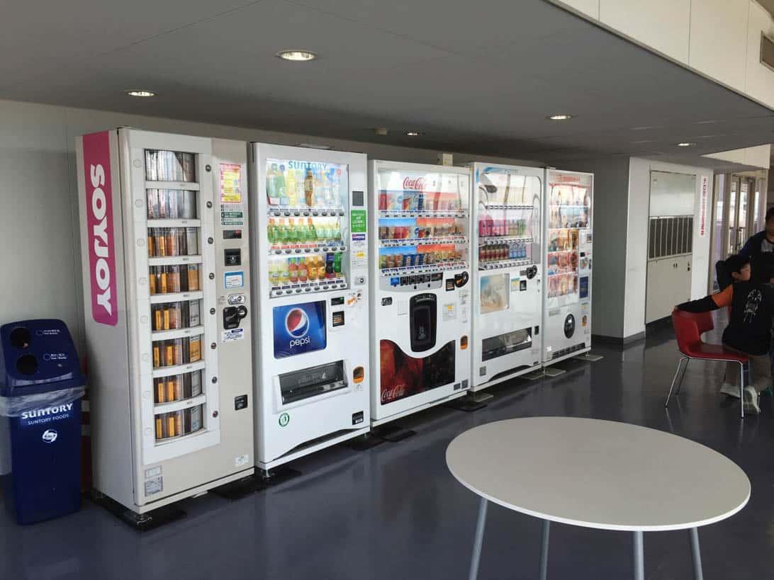 Fukuoka airport 1 terminal guide 26