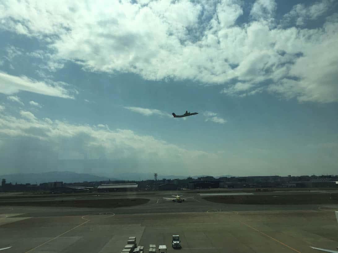 Fukuoka airport 1 terminal guide 27
