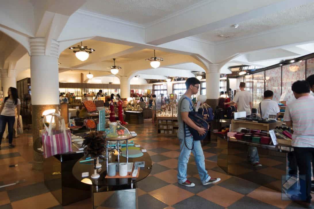Hayashi department store 12