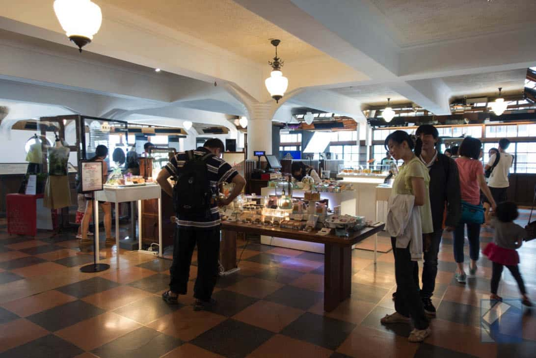 Hayashi department store 17