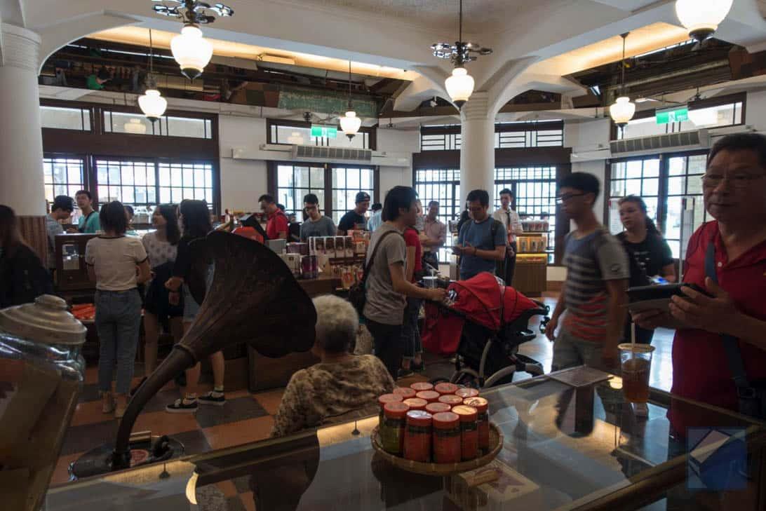 Hayashi department store 8