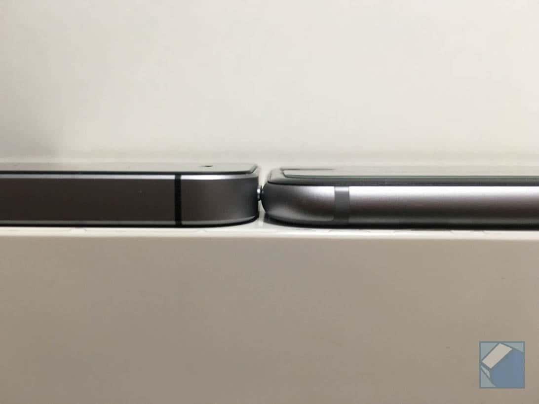 Iphone se 6 comparison 4