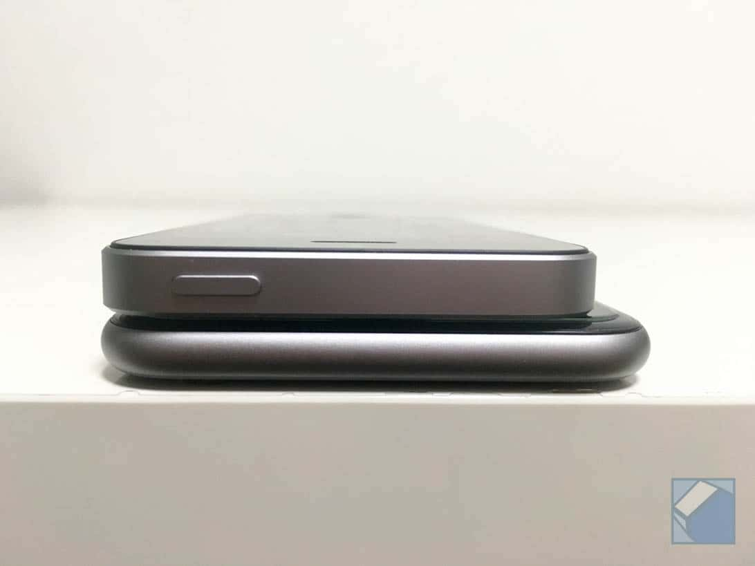 Iphone se 6 comparison 6