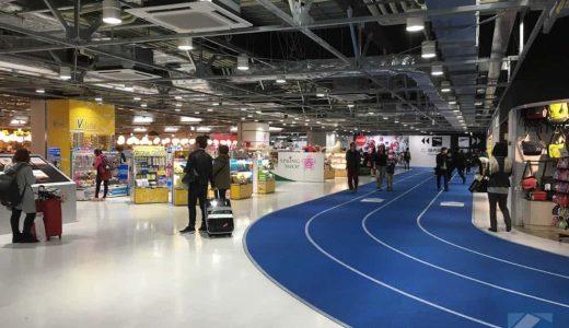 主にLCCが利用する成田空港第3ターミナル、車や電車で行くのはキツイ。高速バスがおすすめ!
