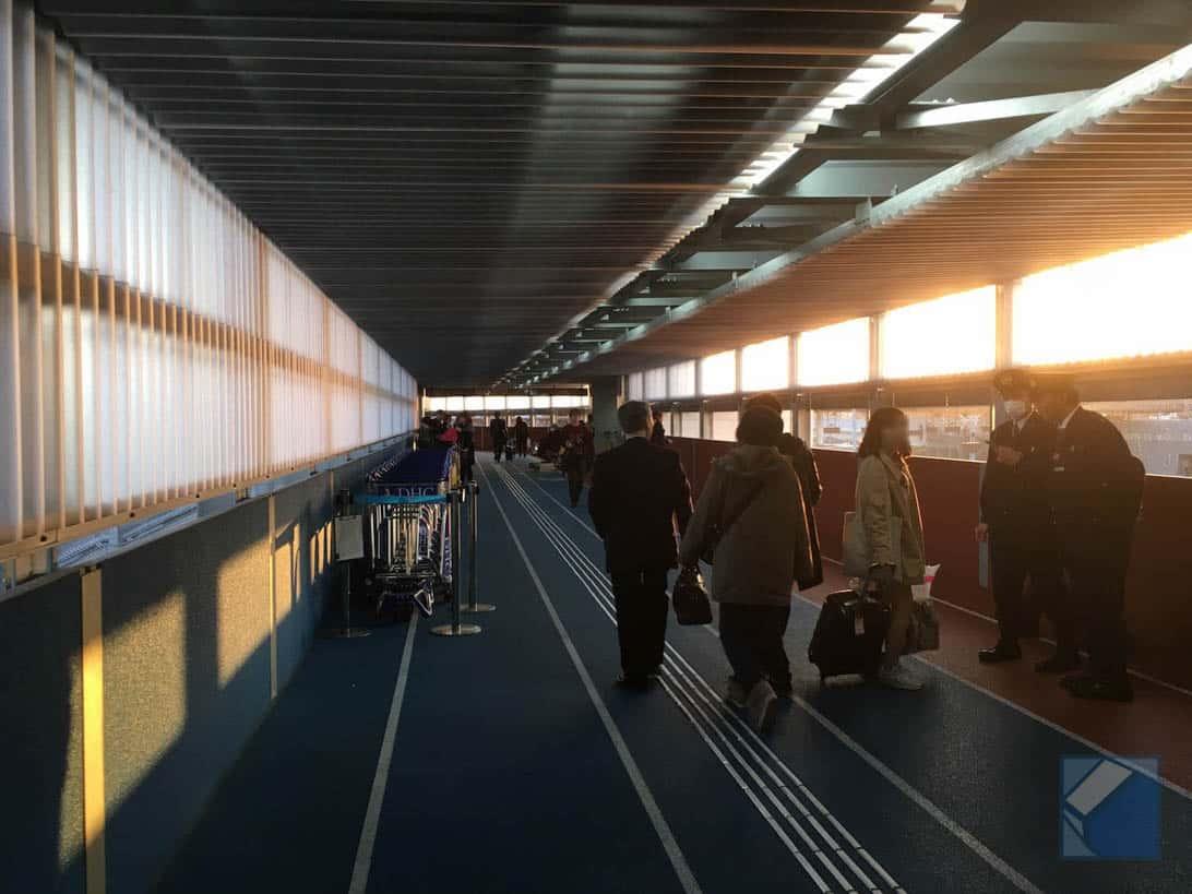 Narita airport no3 terminal by bus 6