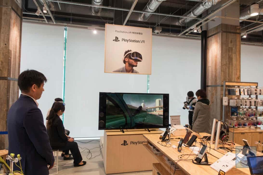 Sony store fukuoka tenjin 22