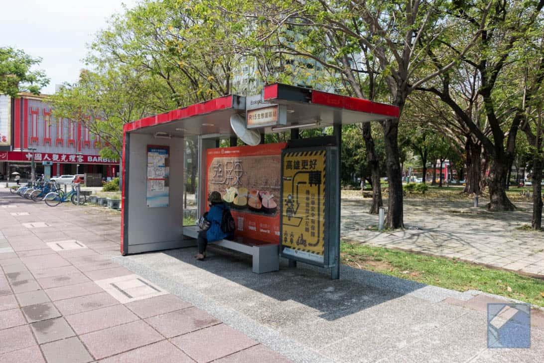 Takao kaohsiung bus 1