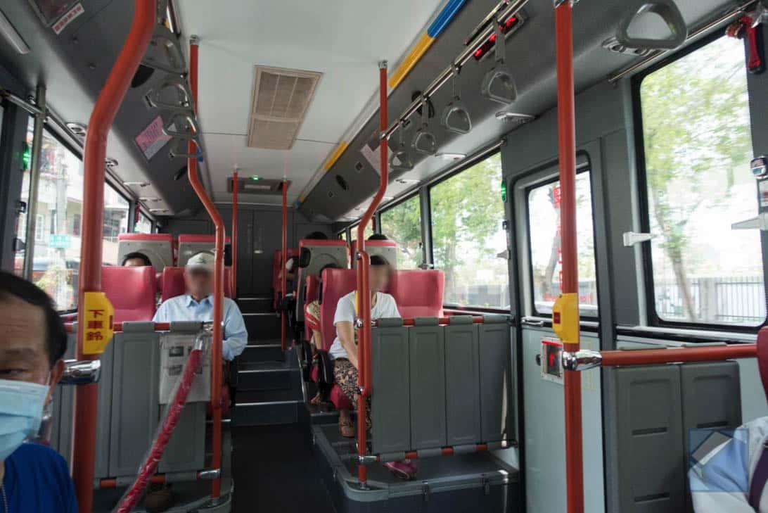 Takao kaohsiung bus 3
