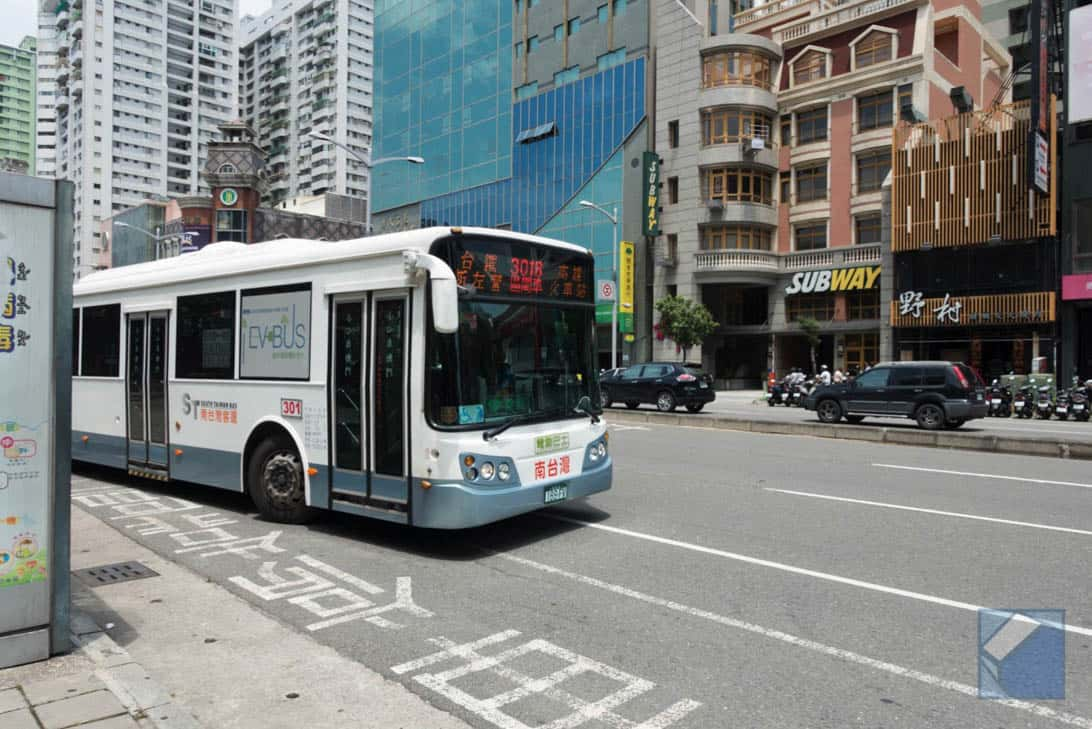 Takao kaohsiung bus 5