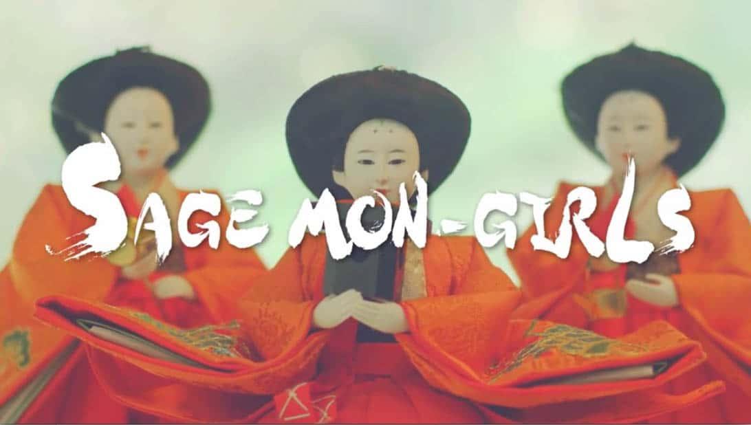 Yanagawa sagemon girls 1