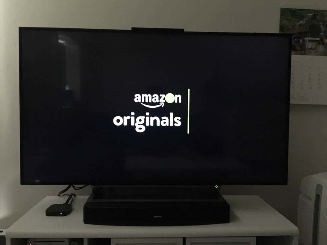 Amazon prime video dtv apple tv 4