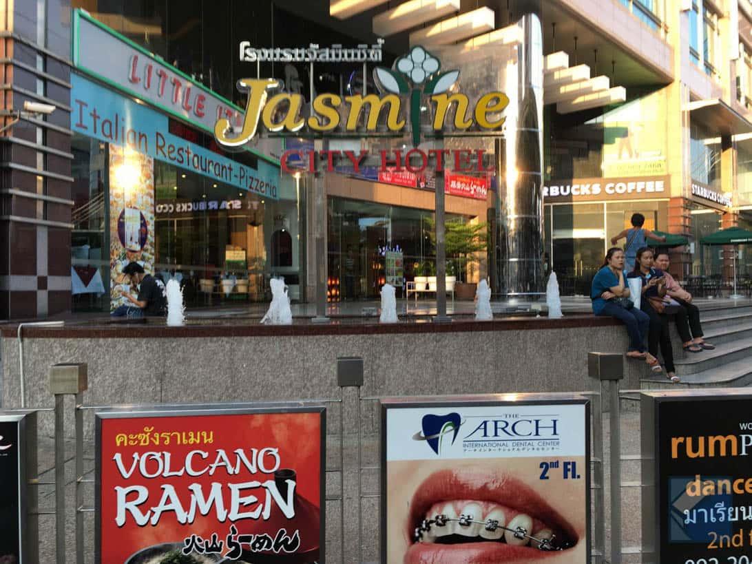 Jasmine hotel thailand bangkok 1