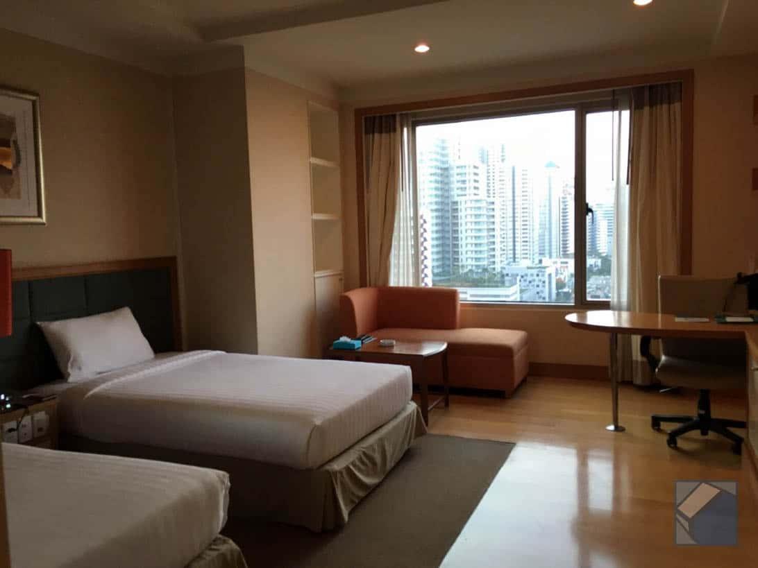 Jasmine hotel thailand bangkok 17
