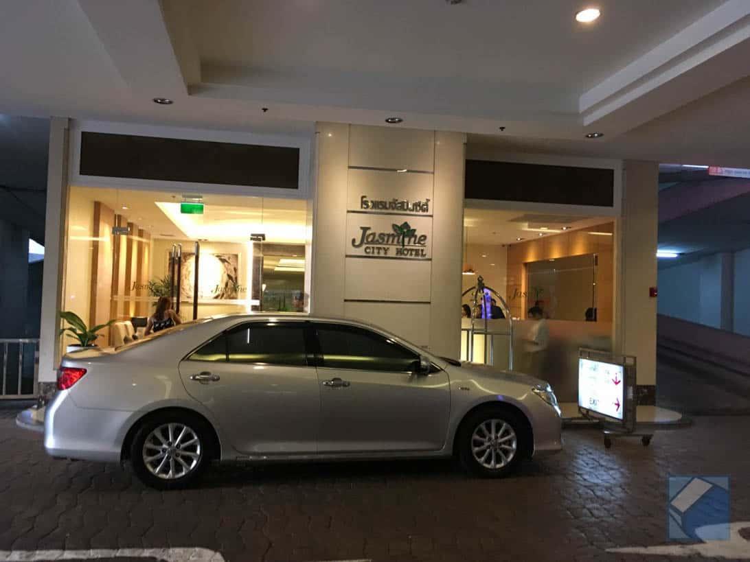 Jasmine hotel thailand bangkok 3