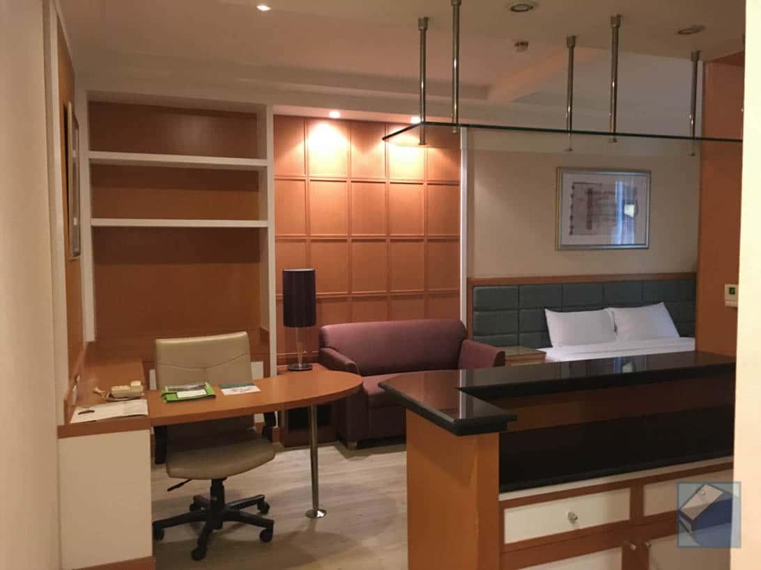Jasmine hotel thailand bangkok 4