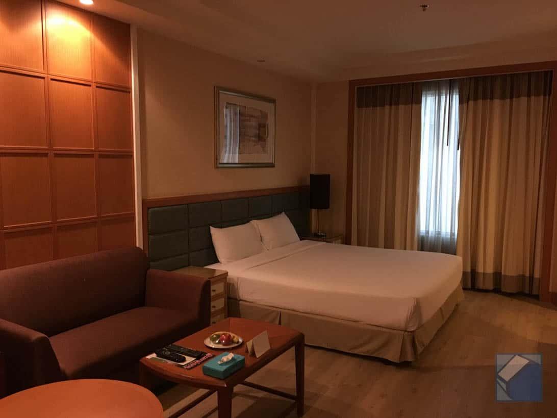Jasmine hotel thailand bangkok 5