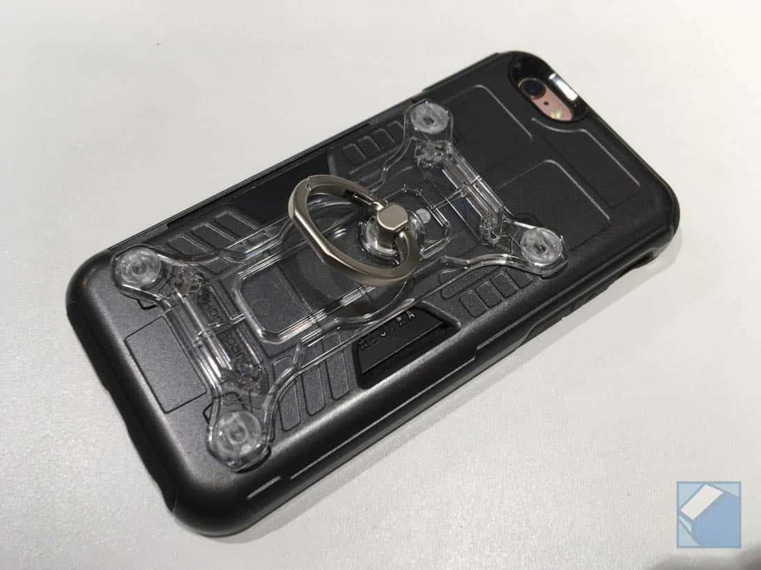 Bunker ring smartphone pokemongo 2
