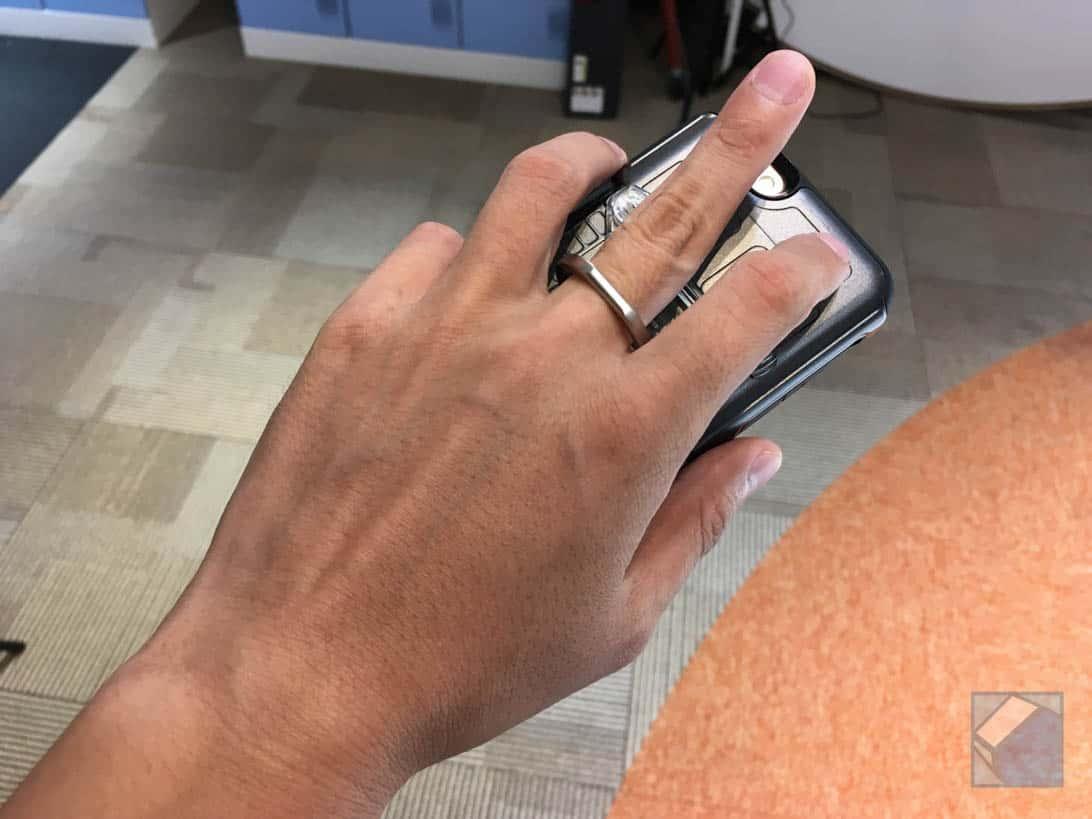 Bunker ring smartphone pokemongo 3