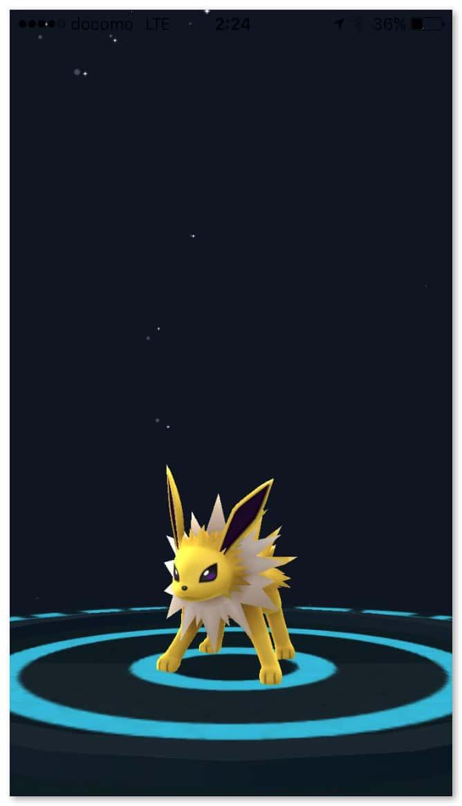 Pokemongo evolve eevee 8