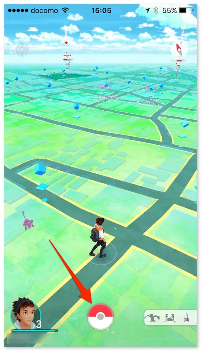 Pokemongo save and charge baterry 1