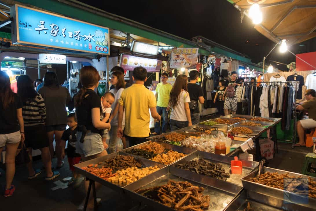Ruili night market 11