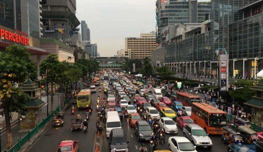 スワンナプーム国際空港からバンコク市街までのアクセスはどの交通手段がいい?比較してみた