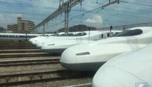 たった300円で新幹線に乗れる!博多南線で、新幹線車庫にある全国唯一の駅・博多南駅へ