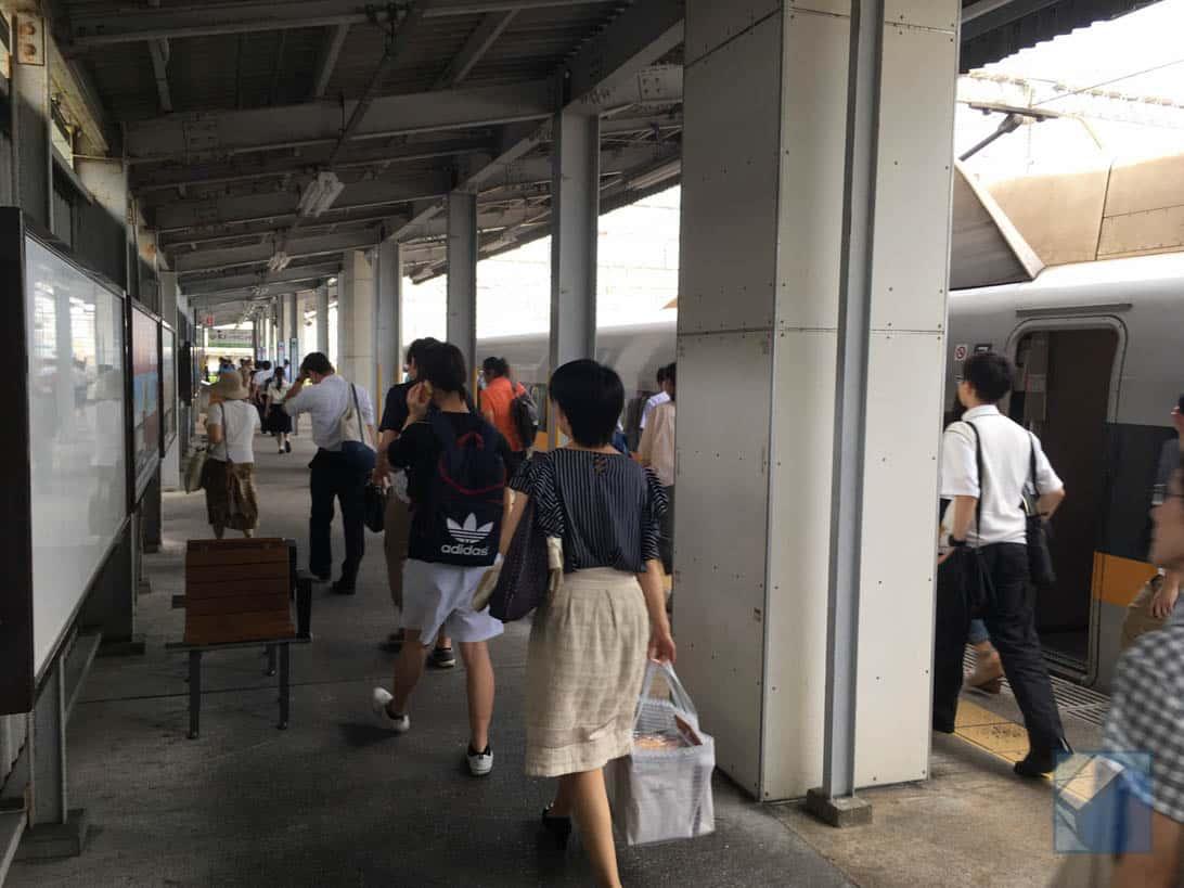 Hakataminami line 17