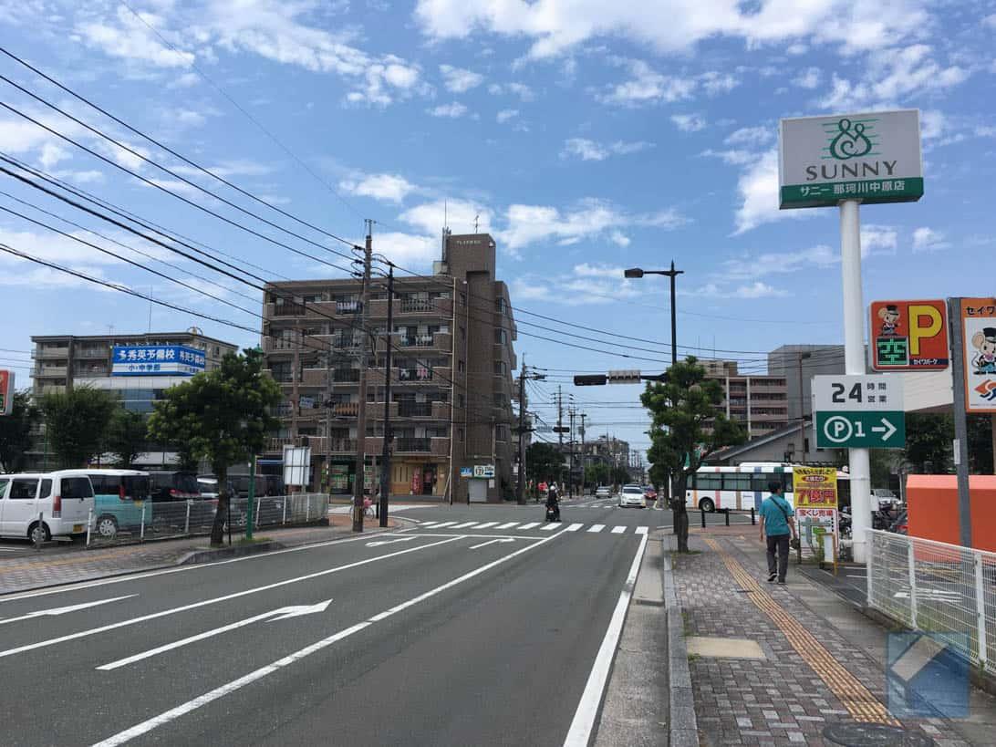 Hakataminami line 24