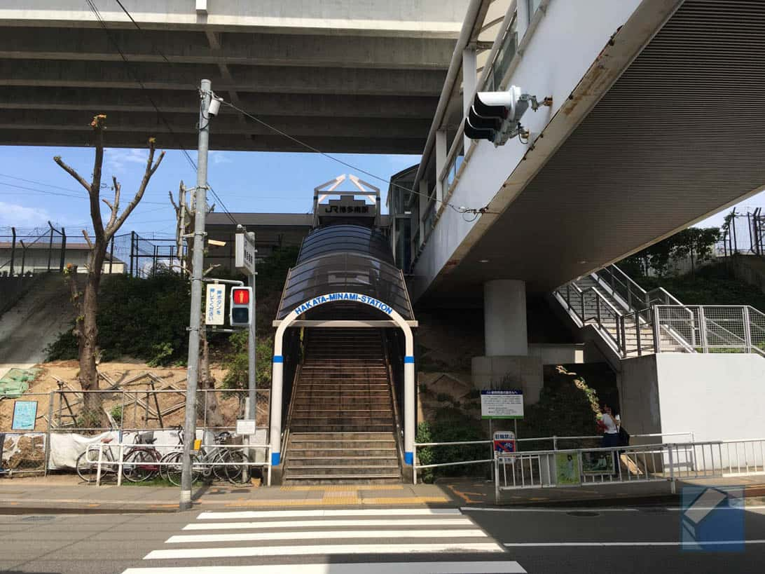 Hakataminami line 28