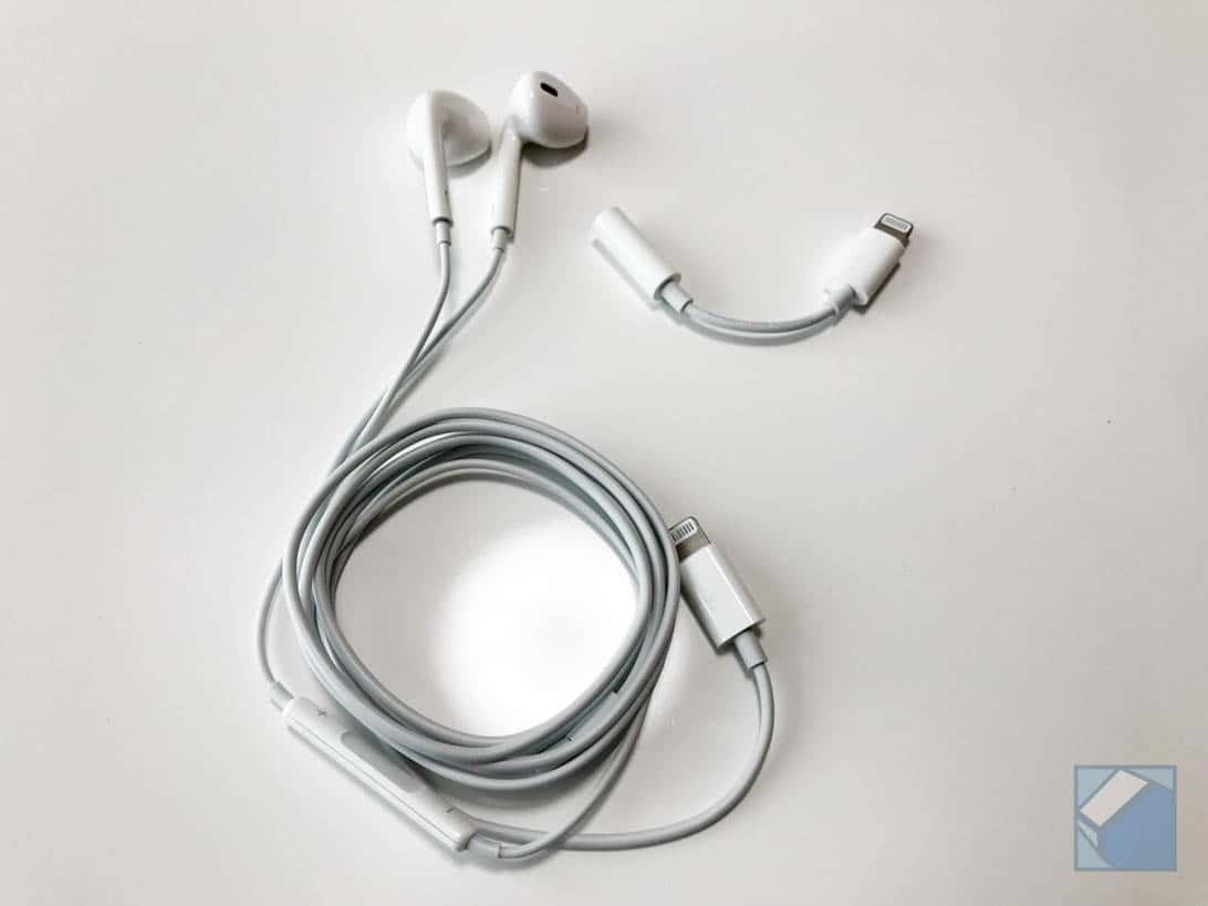 Iphone 7 lightning earpods 1