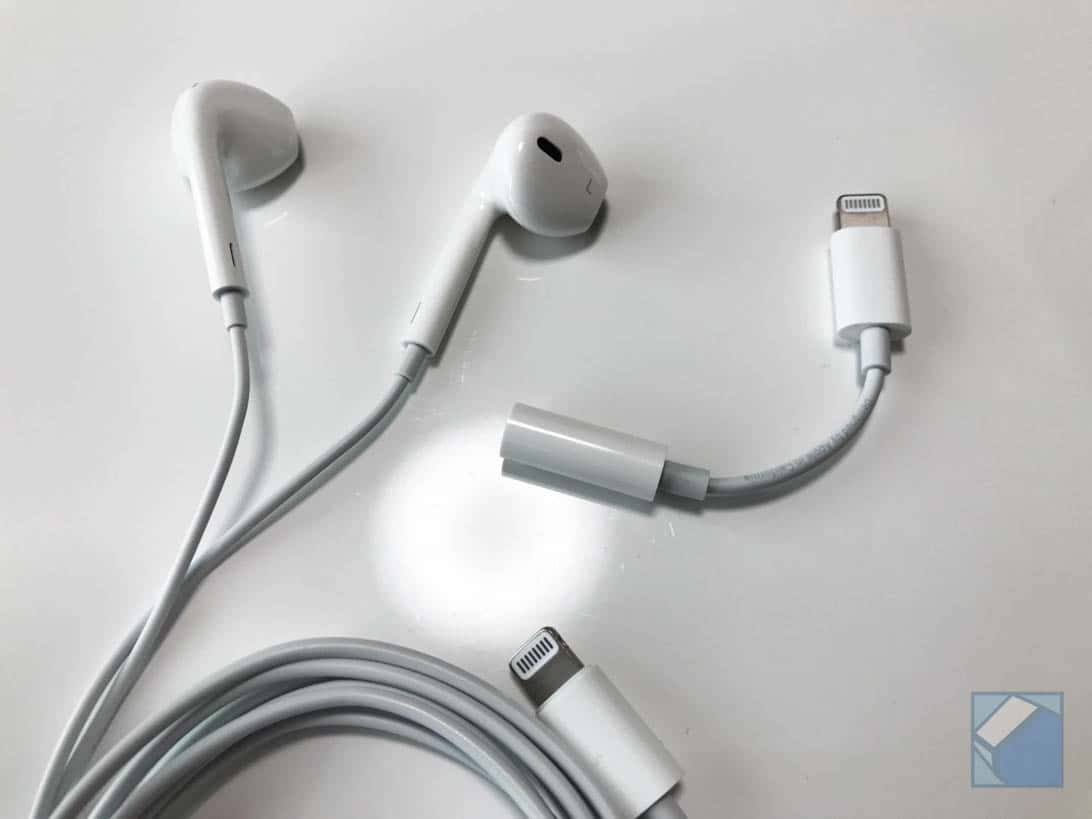 Iphone 7 lightning earpods 2