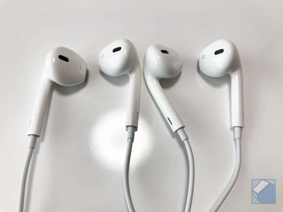 Iphone 7 lightning earpods 3