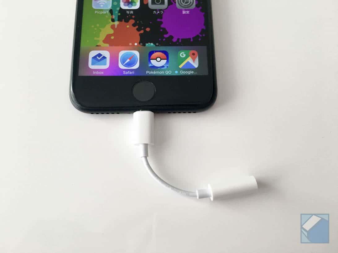 Iphone 7 lightning earpods 6