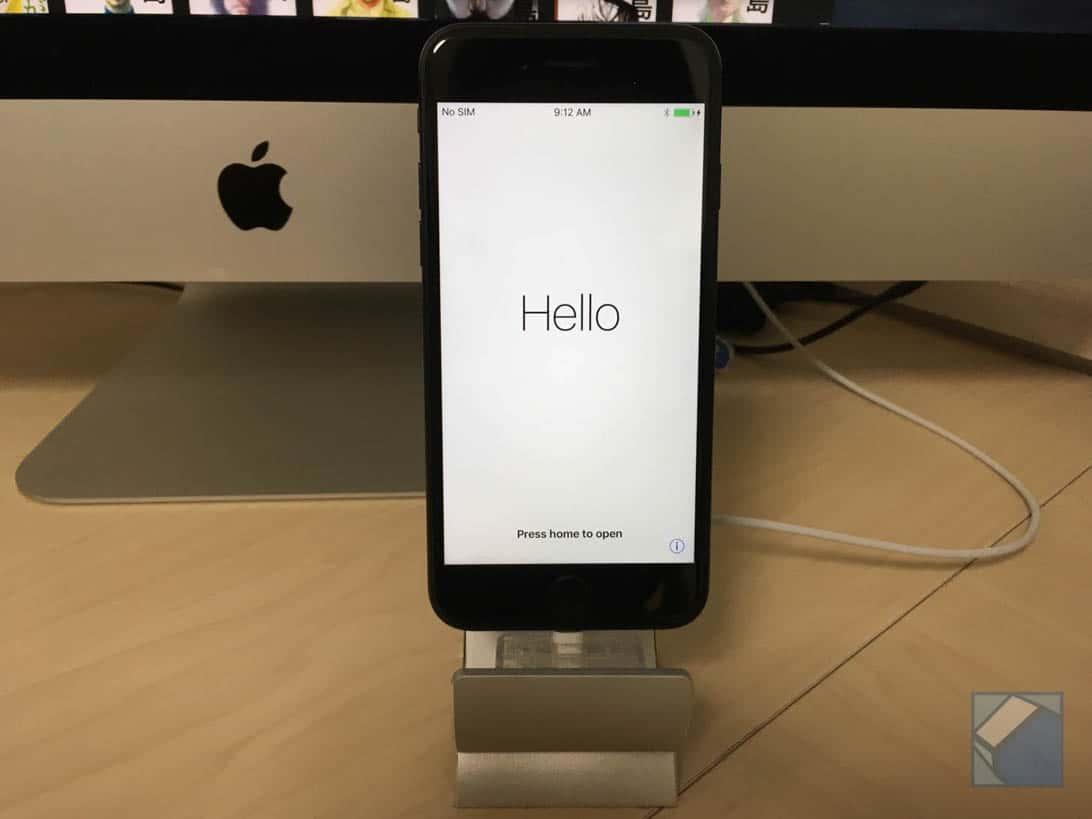 Iphone 7 restore data app 1