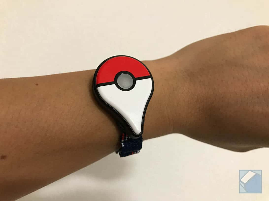 Pokemongo plus 9