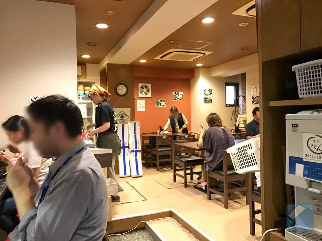 Daichi no udon tokyo 5