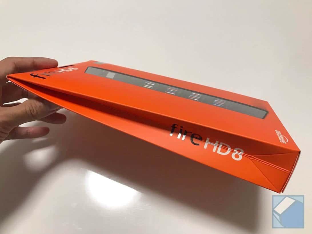 Kindle fire hd 8 2