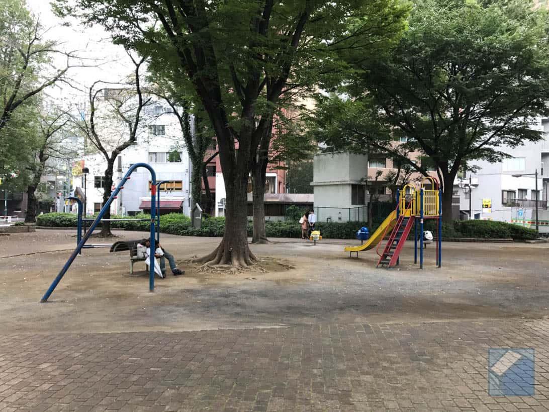 Tokyo pokemongo nest 19