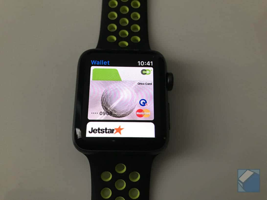 Apple watch apple pay 8